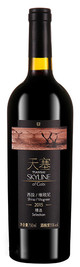 Tiansai, Skyline of Gobi Selection Shiraz-Viognier, Yanqi, Xinjiang, China 2015